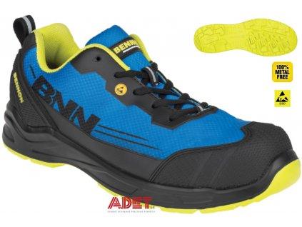 pracovna obuv z style bennon arano s3 esd nm low z93127 001
