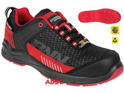 pracovna obuv z style bennon lumino s1p esd nm low z91128 001