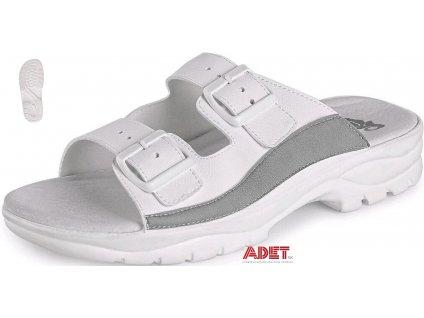 biela pracovna obuv cxs white bea