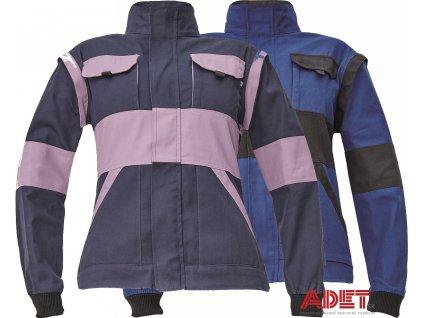 damska pracovna bluza max neo cerva