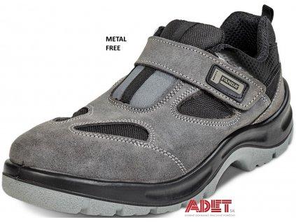 bezpecnostne sandale panda auge mf s1 src 0203009299