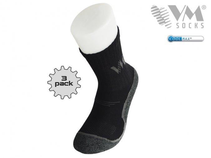 Coolmaxové funkční ponožky (Velikost 43-46)