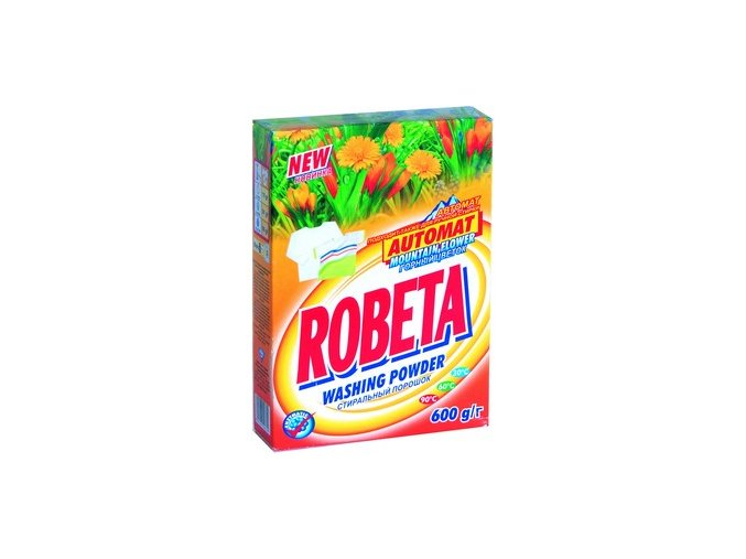 Prací prášok ROBETA 600g