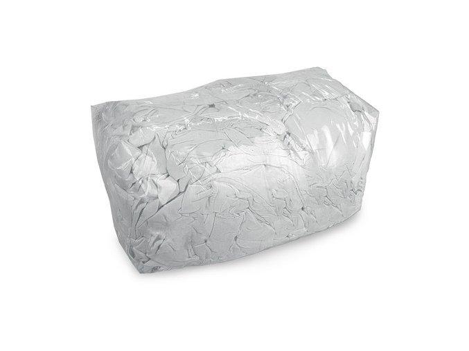 Lisovaný textil biely 10kg