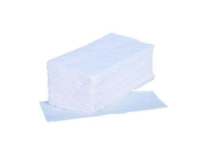 Papierové utierky ZIK-ZAK biele