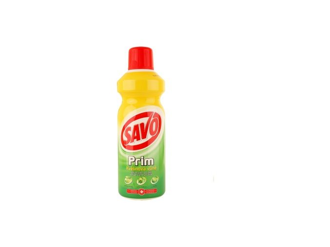 Dezinfekčný prostriedok SAVO PRIM 1 l