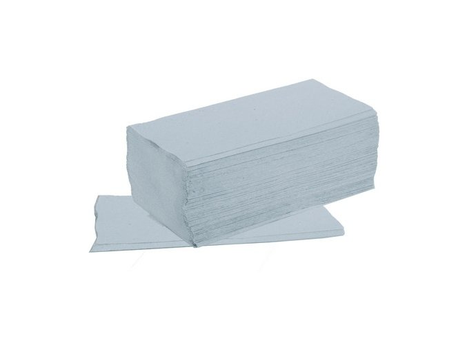 Papierové utierky ZIK-ZAK šedé