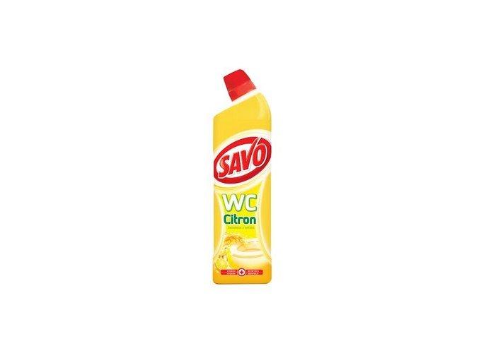 Čistiaci prostriedok SAVO WC 750 ml