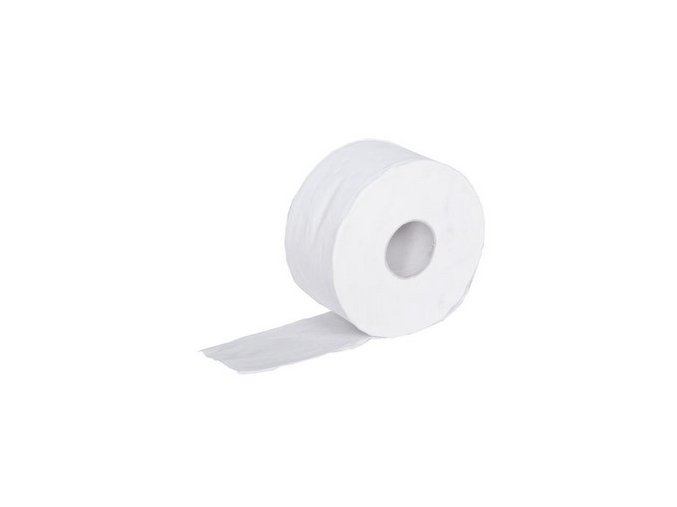 Toaletný papier JUMBO190 biely