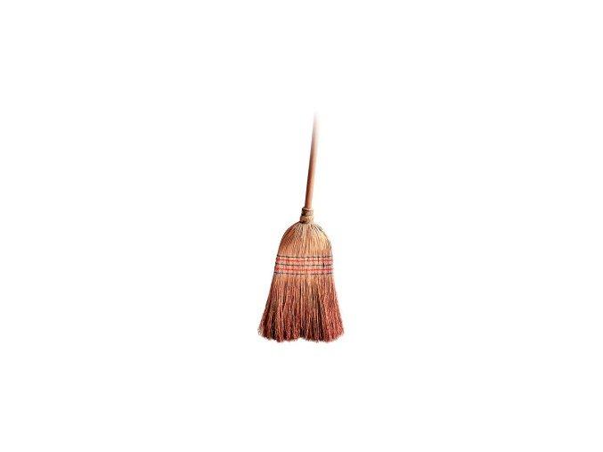 Ciroková metla s palicou