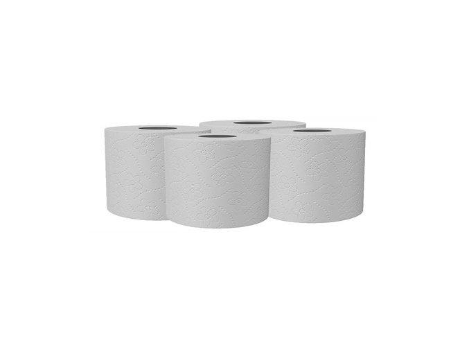 Toaletný papier HARMONY COLOR 2-vrstvový, 4ks