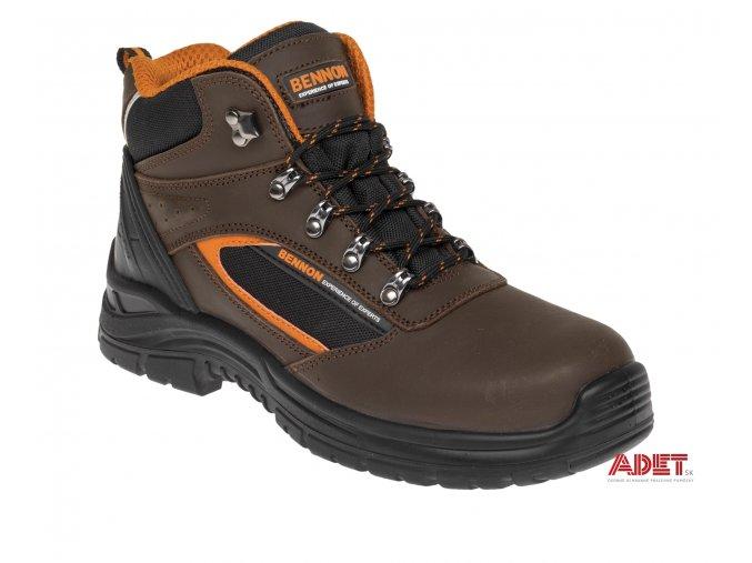 Pracovná obuv BENNON FARMIS O1