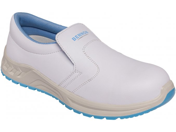 bennon white s2 moccasin Z32184 front 3