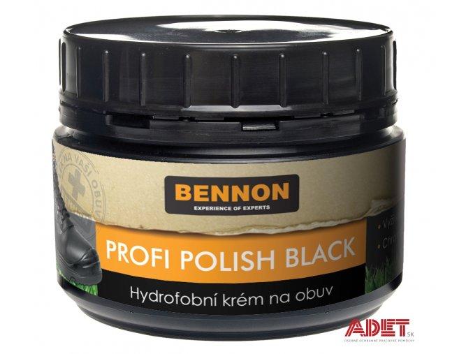 krem na obuv profi polish black 250 g OP5000 product 1