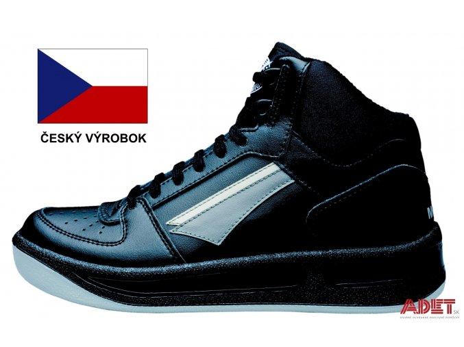prestige black high M56810 60 profile 2 vlajka