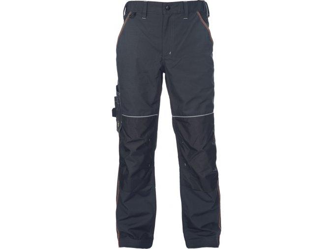 pracovne nohavice do pasa cerva 03020330 KNOXFIELD PANTS yellow 2
