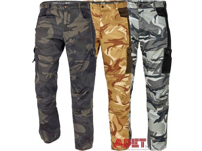 pracovne nohavice cerva 03020252 CRAMBE PANTS 2