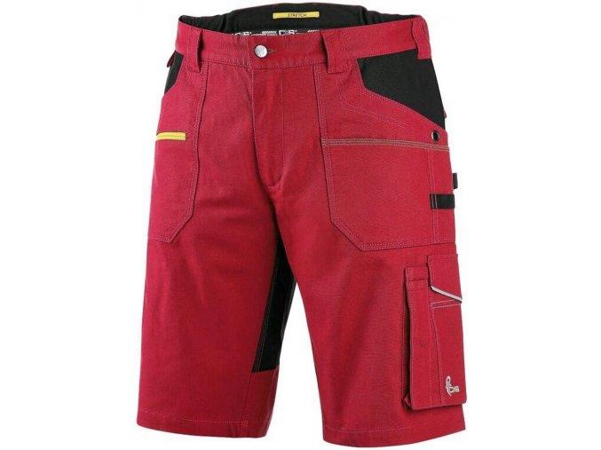 Pracovné odevy - montérkové strečové kraťasy CXS STRETCH