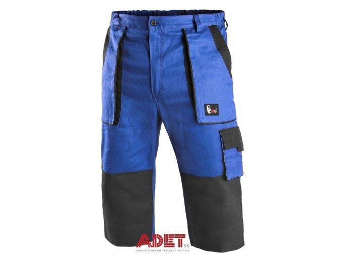 pracovne nohavice cxs luxy patrik 1090006411 modro cierne