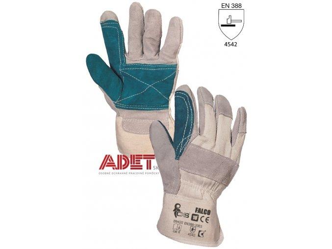 pracovne rukavice cxs falco 321000400010