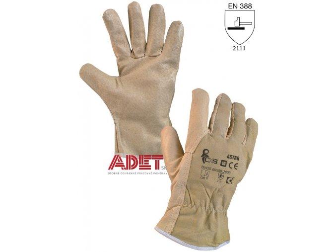 pracovne rukavice cxs astar 3100003000