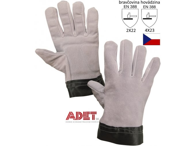 pracovne rukavice cxs tema antivibracne 364000100010