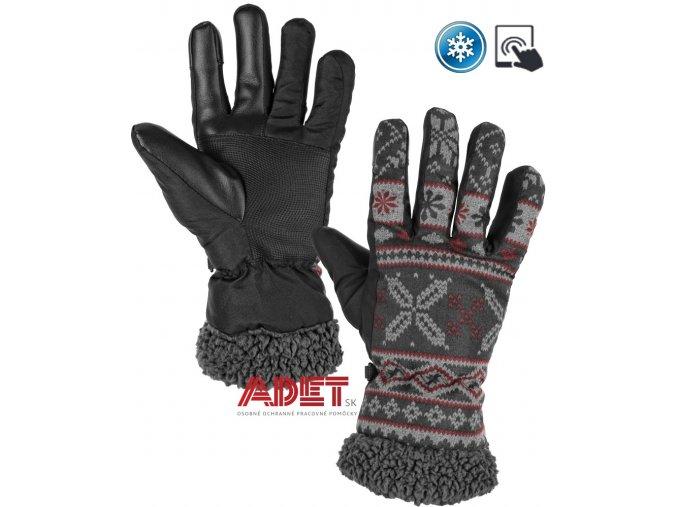 pracovne rukavice cxs zimne fulla 370007570508