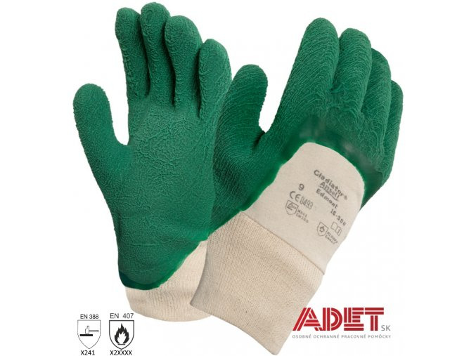 pracovne rukavice cxs ansell gladiator 16 500 346000110700