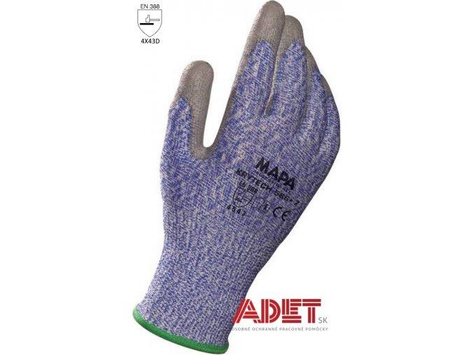 pracovne rukavice cxs mapa krytech 586 363000570600