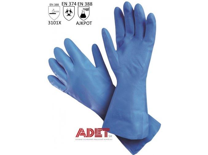 pracovne rukavice cxs mapa ultrafood 495 366000740000