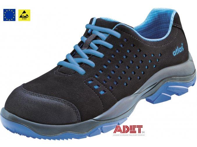 pracovna obuv cxs atlas sl 40 blue esd s1 212503880600