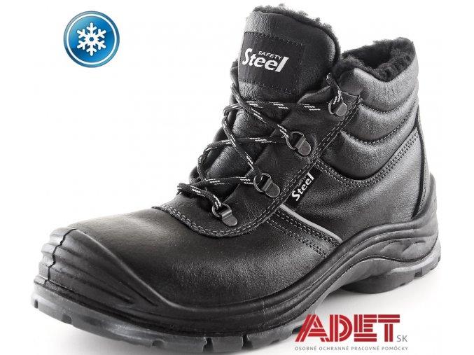 pracovna obuv cxs safety steel nickel s3 231000180000