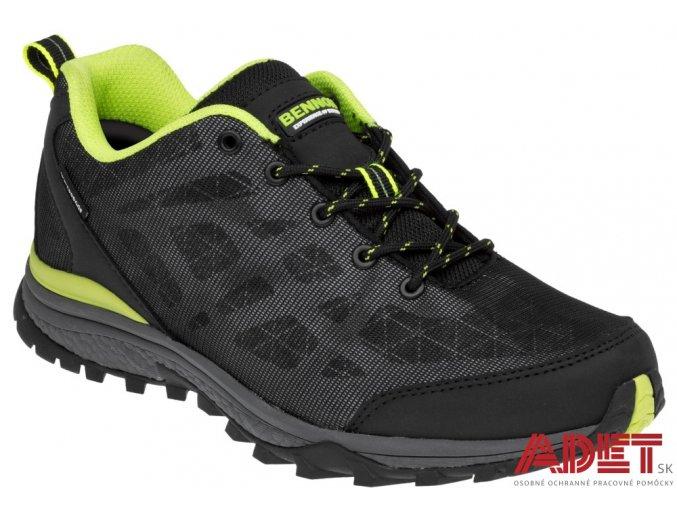 pracovna obuv bennon reflexo low z80106