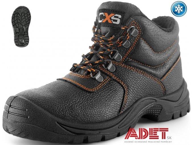 pracovna obuv cxs stone apatit winter s3 211809680000