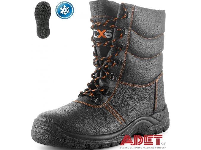 pracovna obuv cxs stone topaz s3 winter 234000280000