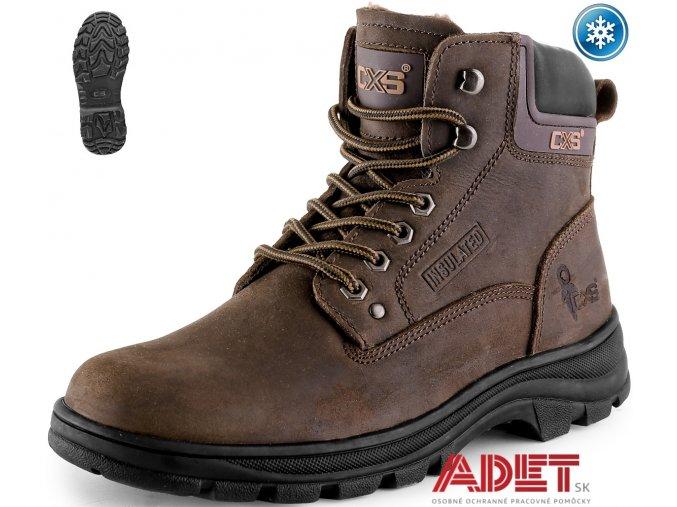 pracovna obuv cxs road grand winter 231000460000
