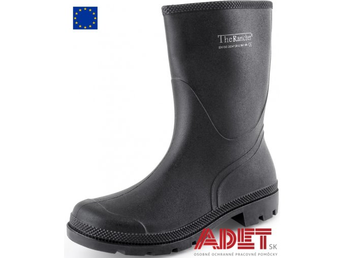pracovna obuv cxs boots merkur 247100180000