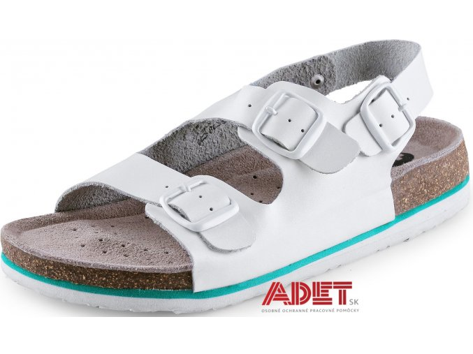 pracovna obuv cxs white and work megi 2 253000310000