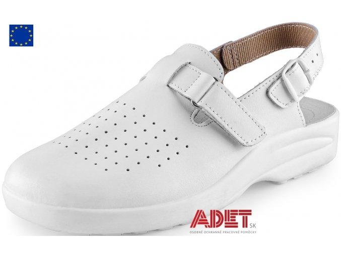 pracovna obuv cxs white and work mika 253000610000