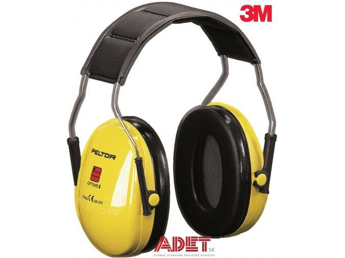pracovna ochrana sluchu cxs 3m peltor h510a 401 gu 442000200000