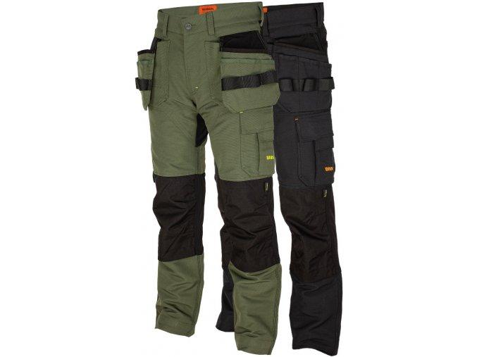 pracovne nohavice promacher erebos cierne p81002 01