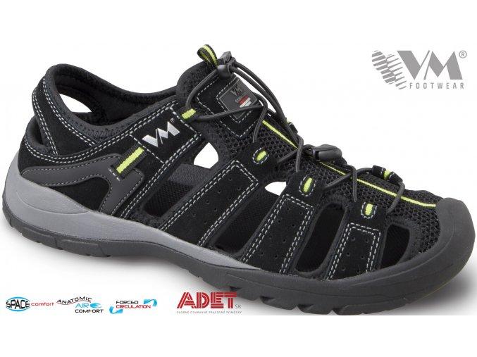 pracovna obuv vm singapore cierne 4625 60