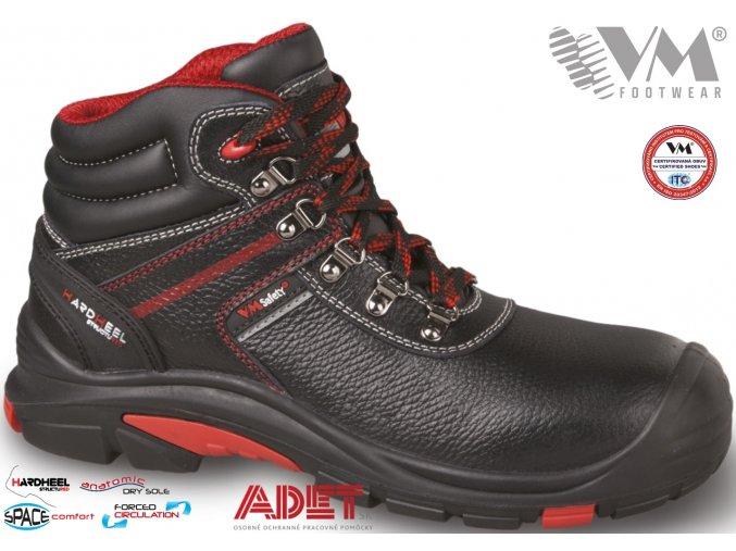 pracovna obuv vm norwich 5070 o2