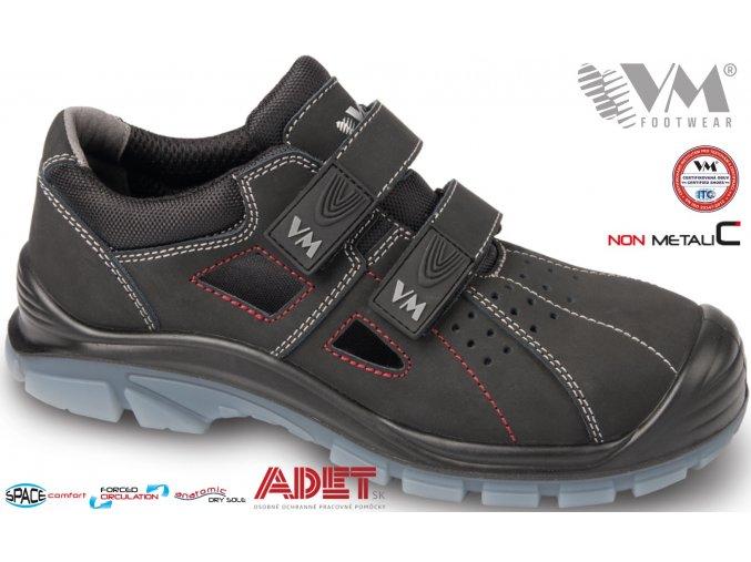 pracovna obuv vm lincoln 5115 s1p
