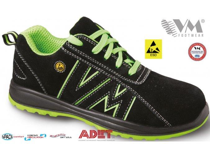 pracovna obuv vm tokio 2125 s1