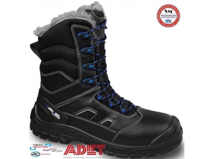 pracovna obuv vm sheffield 2890