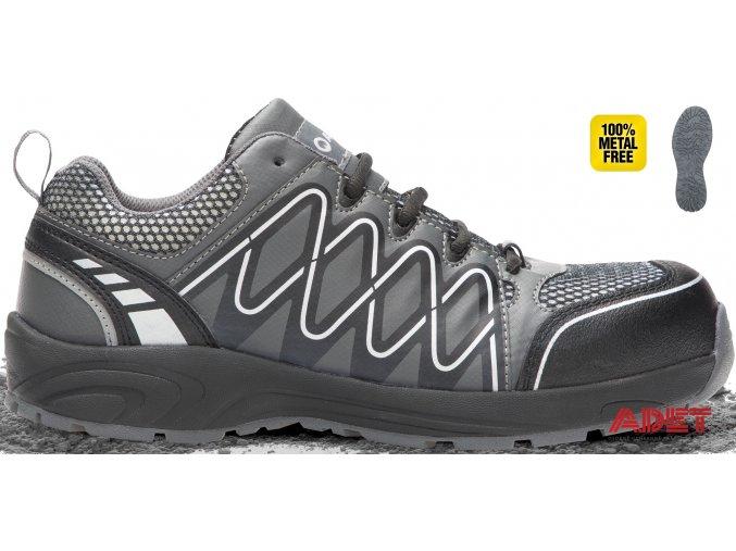 pracovna obuv ardon visper grey g3246