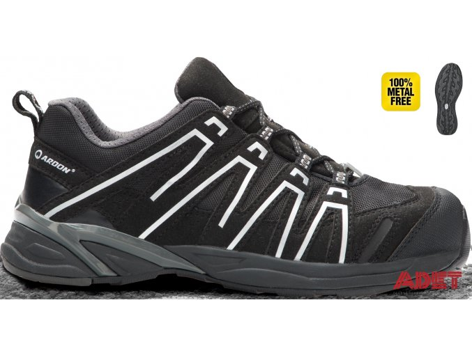 pracovna obuv ardon digger g3239 silver 001