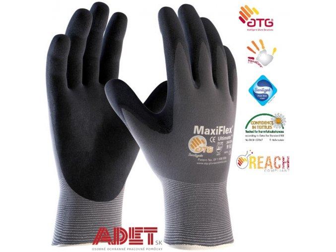 pracovne rukavice atg maxiflex ultimate 34874