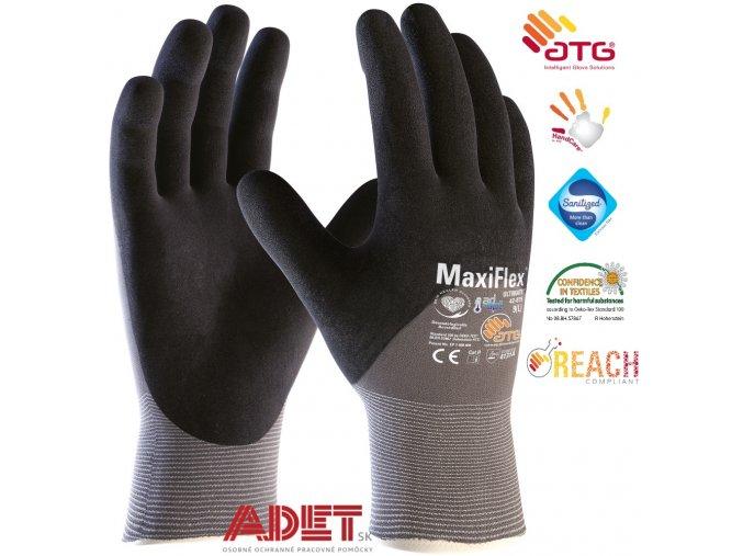 pracovne rukavice atg maxiflex ultimate 42 875